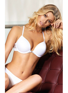 White Bra Bush Up with a stylish modern design