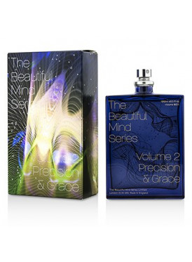 ESCENTRIC MOLECULES The Beautiful Mind Series Volume 2 Precision & Grace - Eau de Toilette - (Unisex) 100ml