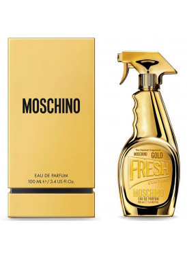 Moschino Fresh Gold Couture Perfume by Moschino-woman-100ml