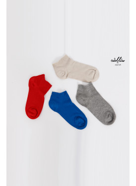 Soft and beautiful scented socks